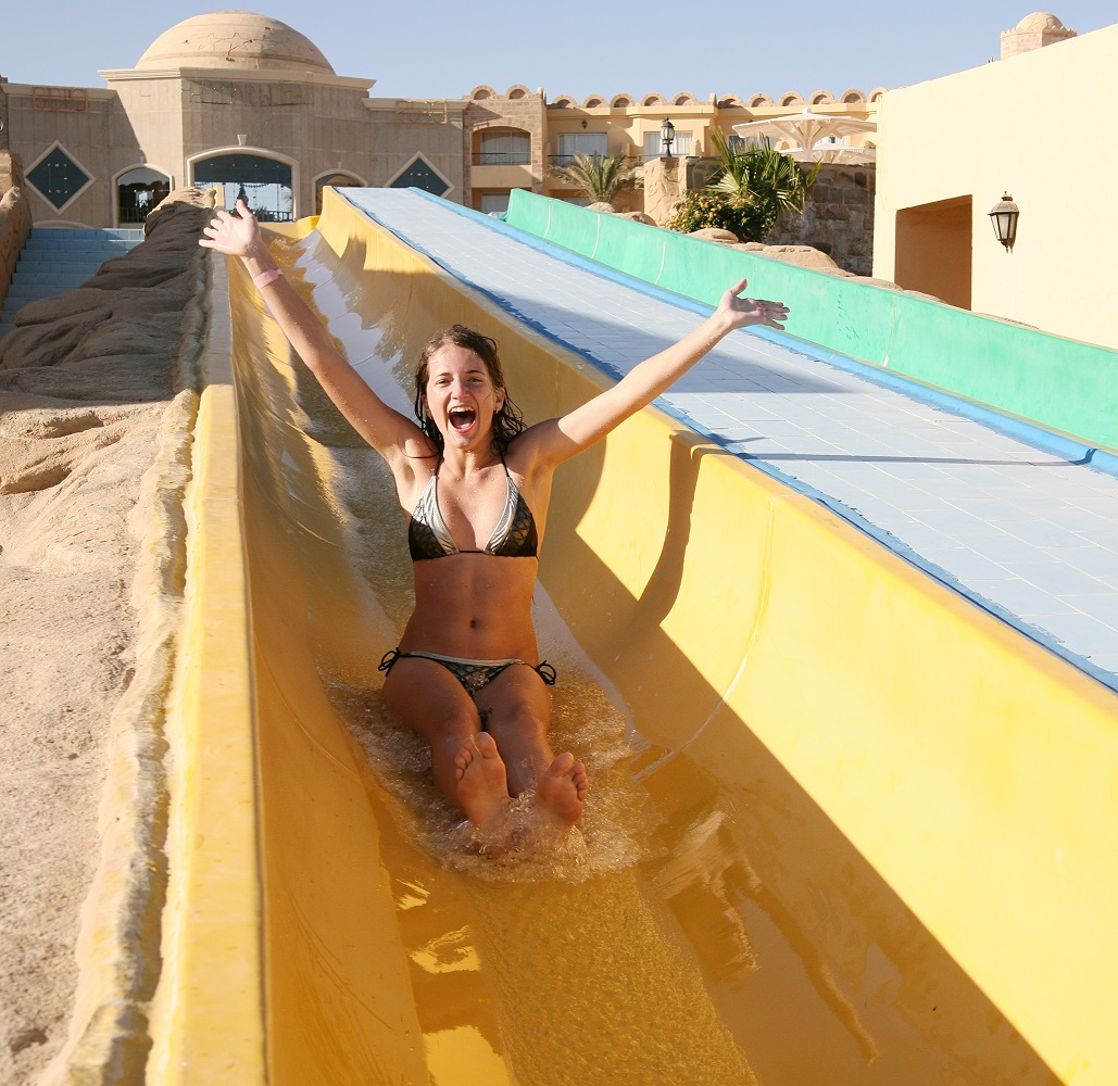 Cool Pools and Waterparks