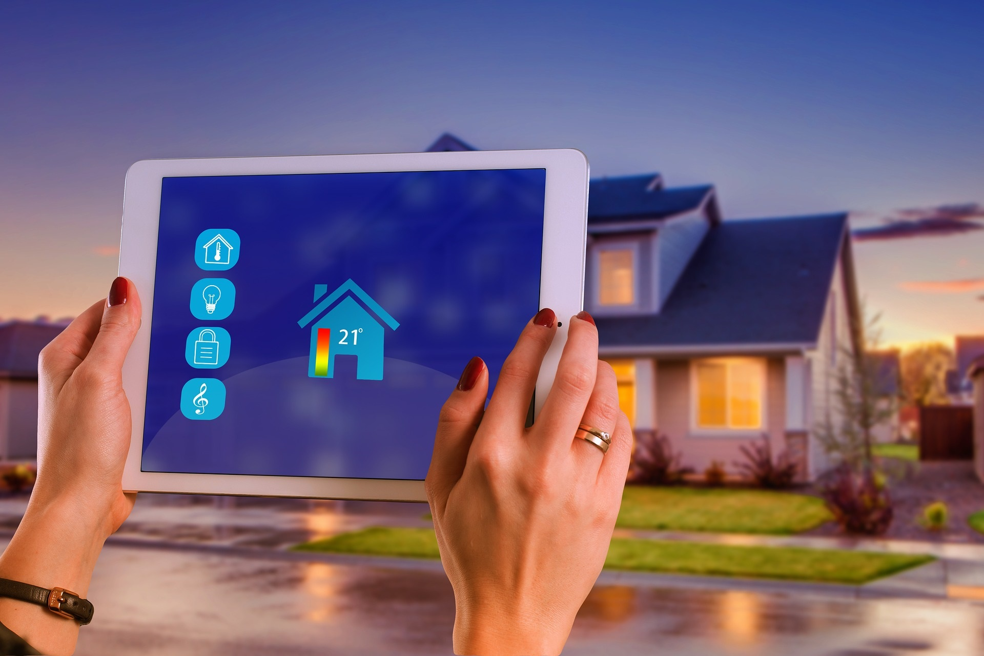 Smart Homes: The Latest Connections and How They Save You Time and Energy