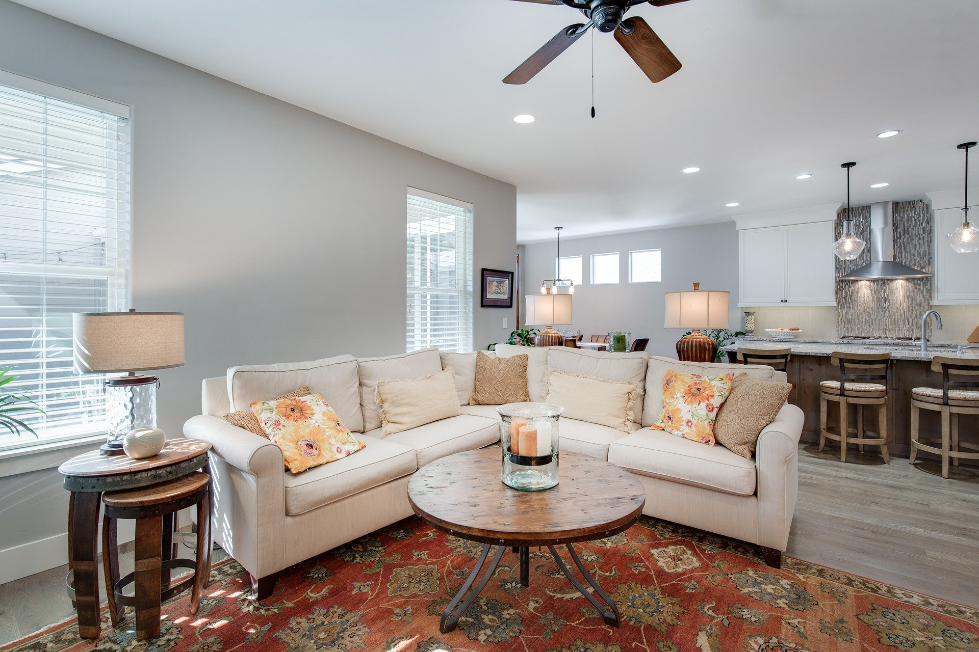 New Year's Revitalization for Your Home