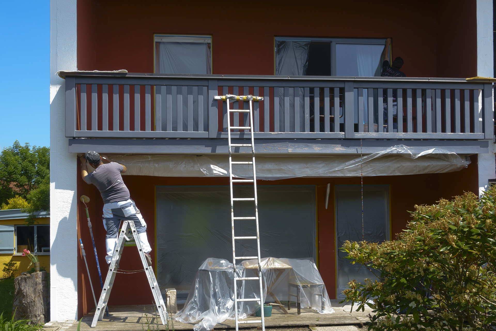 Summer House Maintenance Projects